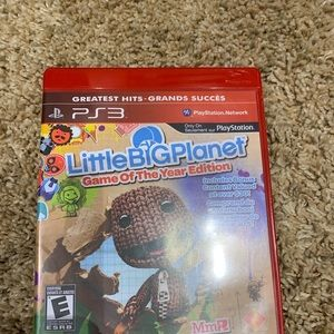 PS3 CD - Little Big Planet